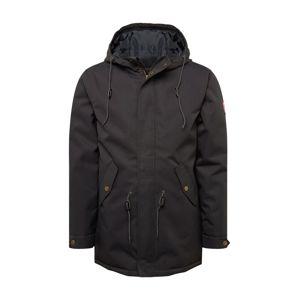 Derbe Prechodná bunda 'JF_Streber'  čierna