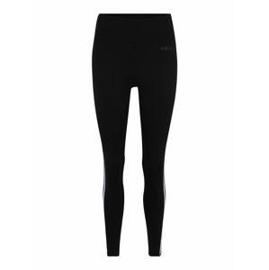 ADIDAS PERFORMANCE Športové nohavice 'W D2M 3S HR LT'  čierna / biela
