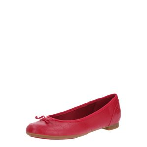 CLARKS Baleríny 'Couture bloom'  fuksia