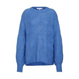 Native Youth Sveter 'THE ADELE WOOL KNIT'  modré