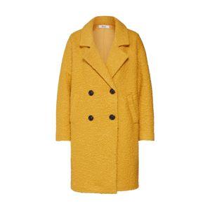 Liebesglück Prechodný kabát  zlatá žltá