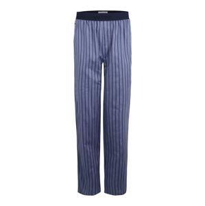 LACOSTE Pyžamové nohavice  námornícka modrá / dymovo modrá