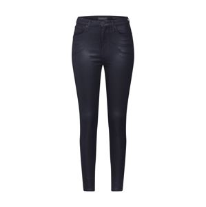 Banana Republic Džínsy 'SKINNY COATED DENIM'  čierna
