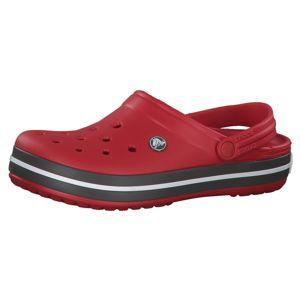 Crocs Dreváky 'Crocband'  červená