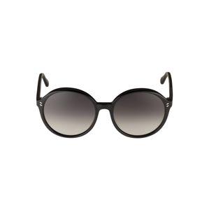 Stella McCartney Sonnenbrille 'SC0084S 56'  sivá / čierna