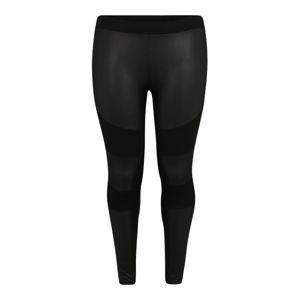 Urban Classics Curvy Legíny 'Ladies'  čierna