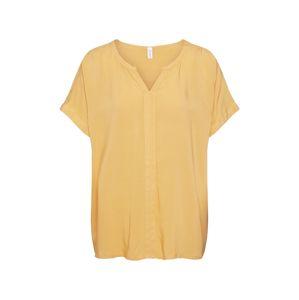 Soyaconcept Tričko  zlatá žltá