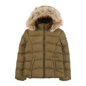 TOMMY HILFIGER Zimná bunda  olivová