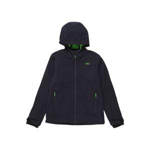 CMP Outdoorová bunda  kiwi / tmavomodrá