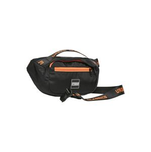 Urban Classics Ľadvinka 'Basic Shoulder Bag'  oranžová / čierna