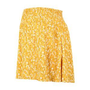 MAMALICIOUS Sukňa  biela / žltá