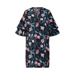 GARCIA Šaty  tmavomodrá / zmiešané farby