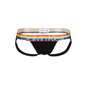 Calvin Klein Underwear Nohavičky 'JOCK STRAP'  čierna