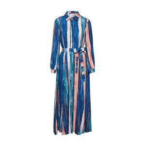MAX&Co. Košeľové šaty 'CAPSULA'  modré / zmiešané farby