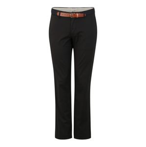 SELECTED HOMME Chino nohavice 'SLHSLIM-YARD PANTS W PS'  čierna