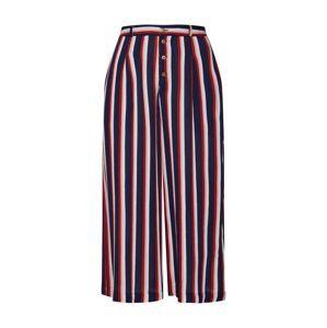 ELEMENT Plisované nohavice 'Aluna'  námornícka modrá / červené / biela