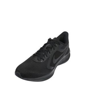 NIKE Bežecká obuv 'Downshifter 10'  čierna
