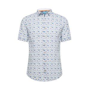COLOURS & SONS Košeľa  modré / biela