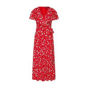 Lauren Ralph Lauren Letné šaty 'CHRISSY'  červené