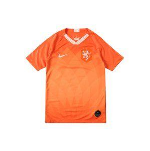 NIKE Funkčné tričko 'KNVB Y NK BRT STAD JSY SS HM'  oranžová