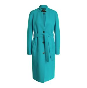 SET Prechodný kabát  tyrkysová