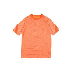 NIKE Funkčné tričko 'Breathe Strike'  oranžová / ružová