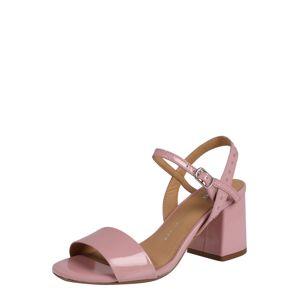 BRONX Remienkové sandále  ružová
