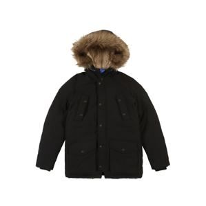 Jack & Jones Junior Jacke 'EXPLORE'  čierna
